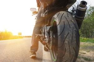 Wer die 1,1-Promillegrenze auf dem Motorrad überschreitet, dem droht der Fahrerlaubnisentzug.