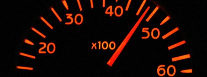 Wenn Sie 21  bis 30 km/h zu schnell gefahren sind, drohen nun strengere Sanktionen.