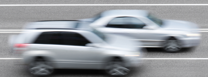 Wer mit 31 bis 40 km/h zu schnell fährt, muss vor allem innerorts mit erhöhten Sanktionen rechnen.