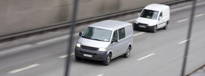 Durch eine Abstandsmessung lassen sich gefährliche Verstöße auf den Autobahnen ahnden.
