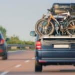 Die Achsenlast ist vom Fahrzeug abhängig.