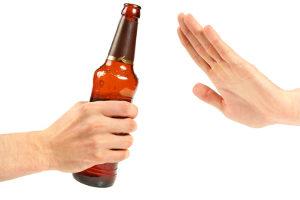 Alkohol am Steuer ist in der Probezeit tabu.