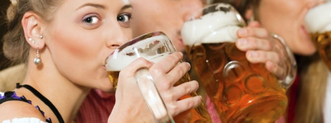 Alkohol und Fahrrad fahren: Ist das erlaubt?