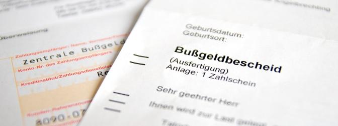 Vor Bußgeldverfahren: Muss ich den Anhörungsbogen der Polizei ausfüllen?