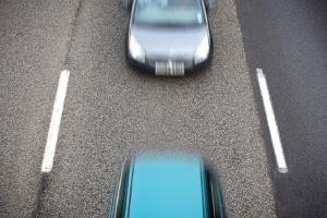 Wurden Sie aus einem fahrendem Auto geblitzt?