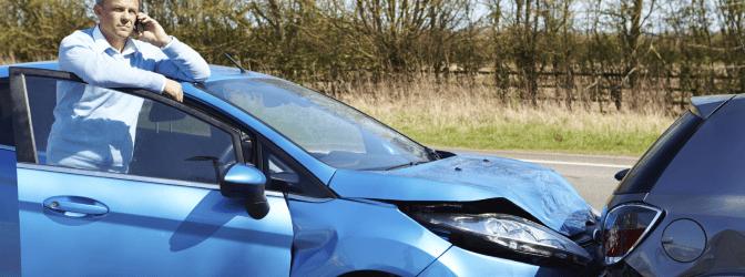 Auto mit Notbremsassistent: Auffahrunfälle sollen durch das System vermieden werden.
