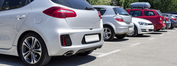 Auto zugeparkt: Welche Gesetze werden dabei verletzt?