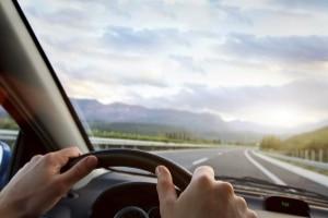 Bei guten Verhältnissen wird auf der Autobahn eine Geschwindigkeit von 130 km/h empfohlen.