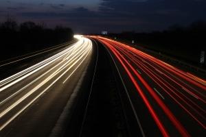 Die Nutzung der Autobahn in Ungarn ist gebührenpflichtig.
