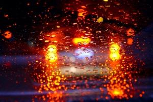Autobeleuchtung ist in der Nacht besonders wichtig.