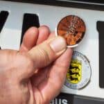 Der Aufbau von Autokennzeichen in Deutschland erfolgt nach DIN-Norm.