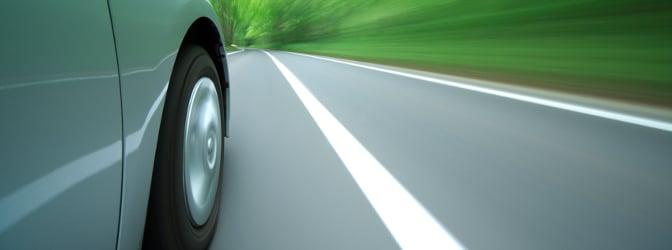 Autoreifen müssen starke Belastungen aushalten.