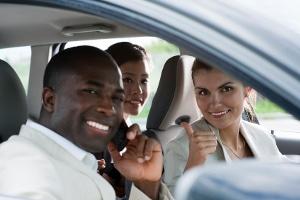 """Beim Modell """"Begleitetes Fahren"""" läuft die Versicherung meist über die Eltern."""