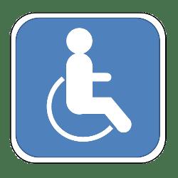 Es bedarf stets eines Antrags auf einen Behindertenparkausweis, um die Rechte in Anspruch nehmen zu dürfen.