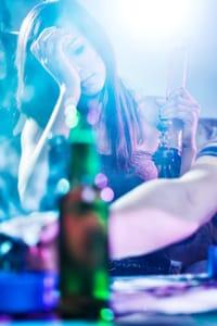 Besonders in Kombination mit Alkohol sind Bentodiazepine sehr gefährlich.