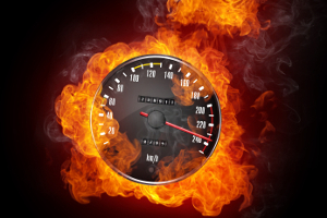 Der Blitzermarathon 2019 soll vor allem über die Risiken bei zu schnellem Fahren aufklären.