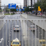 Die Brückenabstandsmessung ist eins der wenigen Mittel zur Ahndung von Abstandsverstößen.