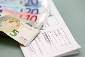 Der Grenzwert für ein Bußgeld aus dem Ausland liegt bei 70 Euro.