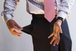 Bei finanziellen Schwierigkeiten können Sie mit der Behörde vereinbaren, dass Sie das Bußgeld in Raten zahlen
