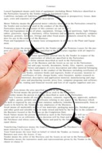 Bußgeldbescheid: Macht ein falscher Name oder ein falsches Kennzeichen das Dokument unwirksam?