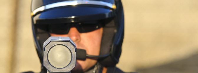 Ein Bußgeldbescheid kann auch ohne Blitzerfoto verschickt werden -z.B. bei Lasermessgeräten