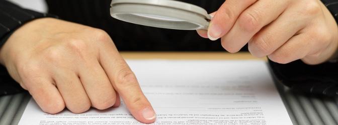 Worauf müssen Sie achten, wenn Sie den Ihnen zugegangenen Bußgeldbescheid prüfen?