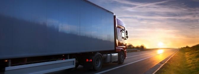 Bußgeldkatalog in Belgien: Für Lkw gelten besondere Regeln.
