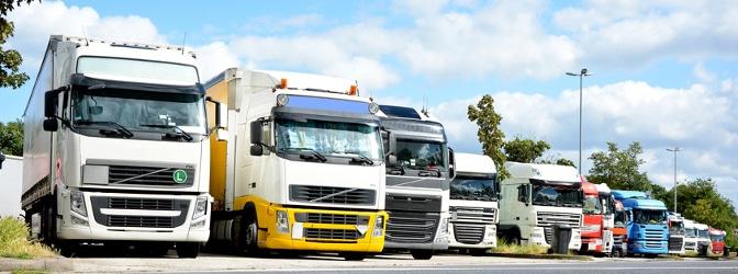 Der Bußgeldkatalog für den Lkw verschafft einen Überblick bzgl der Sanktionen für Lkws.