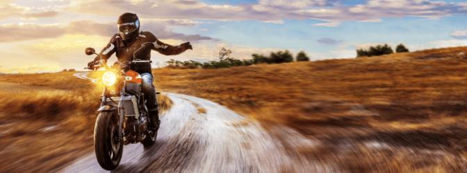 Der Bußgeldkatalog für das Motorrad umfasst zahlreiche Ordnungswidrigkeiten.