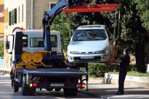 Der Bußgeldkatalog von Tschechien sieht für Parkverstöße Sanktionen vor.