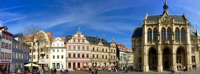 Zwar ist das schöne Erfurt die Landeshauptstadt, jedoch ist die Zentrale Bußgeldstelle in Artern ansässig.