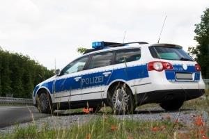 Die Bußgeldstelle Sachsen-Anhalt arbeitet eng mit der Polizei des Landes zusammen.