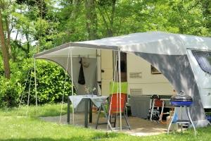 Das Camping kann auf unterschiedliche Arten durchgeführt werden.