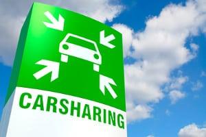 Carsharing wird in Deutschland immer beliebter.