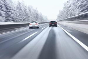 In Dänemark auf der Autobahn unterwegs: Pkw dürfen maximal 130 km/h fahren.