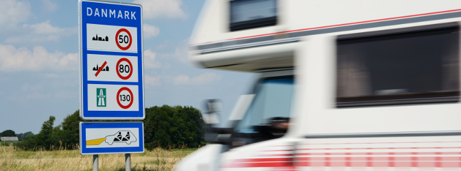 Wird in Dänemark eine Autobahnmaut erhoben?