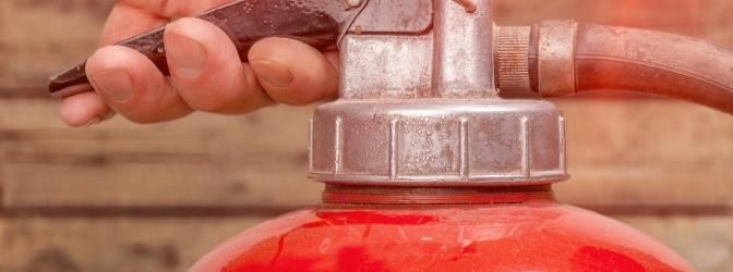 Brauchen Sie bei Fahrten in Dänemark einen Feuerlöscher?