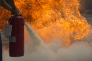 Dänemark: Im PKW einen Feuerlöscher zu haben, kann sinnvoll sein.