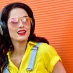 Darf man beim Fahrradfahren eigentlich auch Musik hören?