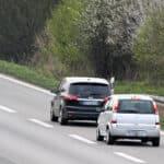Drängler gefährden sowohl sich selbst als auch andere Kraftfahrer im Straßenverkehr.