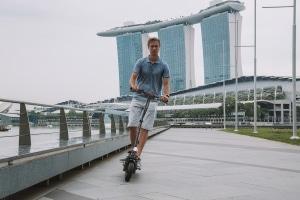 Mehrere Städte ziehen nach vier Wochen eine erste E-Scooter-Bilanz.