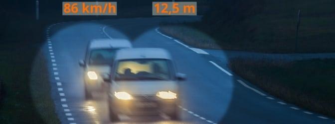 Ein Einspruch gegen eine Abstandsmessung kann aufgrund zahlreicher Fehlerquellen bei der Messung in manchen Fällen zu erwägen sein.
