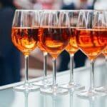 Erhöhte Leberwerte können durch Alkohol zu erklären sein.