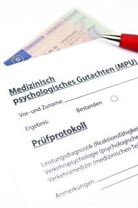 Können Sie den Führerschein umschreiben trotz angeordneter MPU?