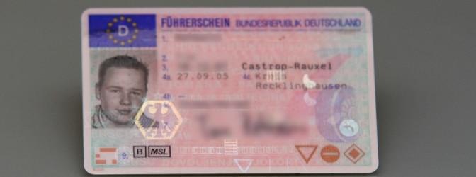 Durch den EU-Führerschein sollen die verschiedenen Formate abgeschafft und Verkehrskontrollen künftig erleichtert werden.