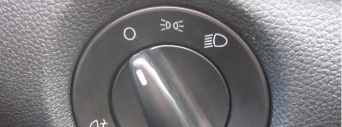 Wann wird das Fahren ohne Licht geahndet?
