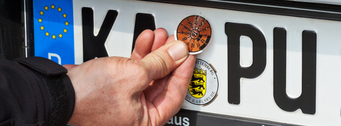 Werden beim Fahren ohne TÜV Punkte in Flensburg fällig oder nur ein Bußgeld?