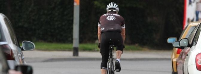 Straßenbenutzung mit dem Fahrrad: Die Regeln im Straßenverkehr legt die StVO fest.