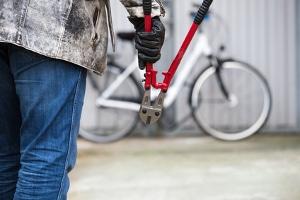 Lassen Sie Ihr Fahrrad registrieren, kann die Polizei Sie als Besitzer ausweisen