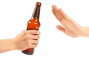 Beim Fahrradfahren ist die Alkoholgrenze etwas lockerer angesetzt.